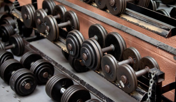 8 Benefits of Lifting Heavy
