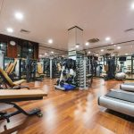 Join a health club or go to a fitness studio?